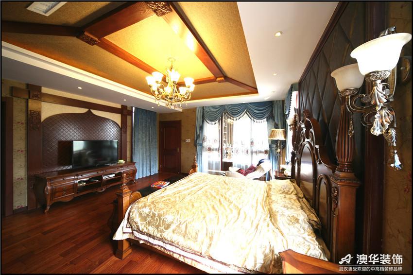 混搭 别墅 卧室图片来自澳华会所-杨敏在穿越的空间的分享