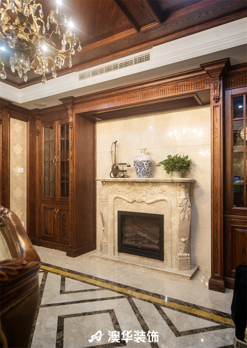 别墅 客厅图片来自澳华装饰--韩玉在新古典的分享