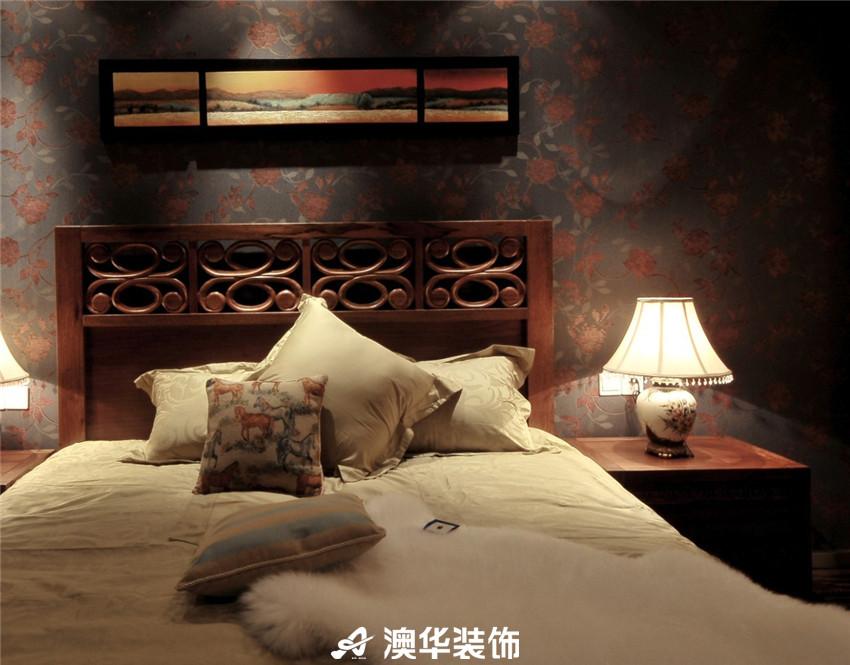 小资 卧室图片来自澳华装饰--韩玉在新中式风格的分享