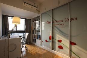 现代 简约 温馨 书房图片来自玉玲珑装饰在刘先生现代风格的新家的分享