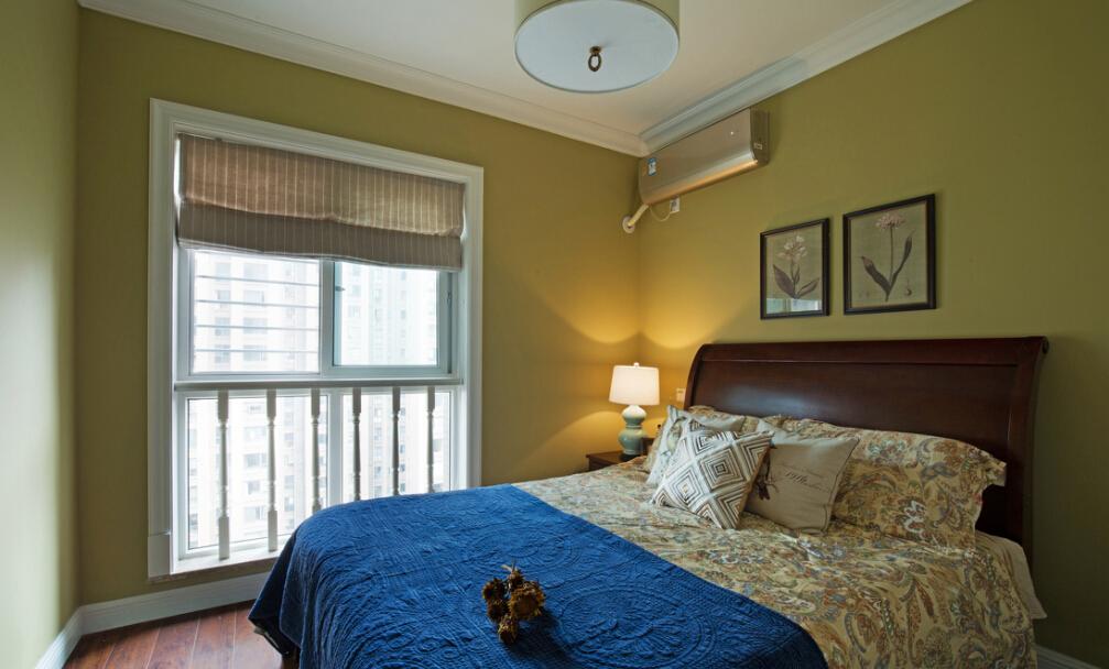 卧室图片来自二十四城装饰重庆分公司在安泰理想城市的分享