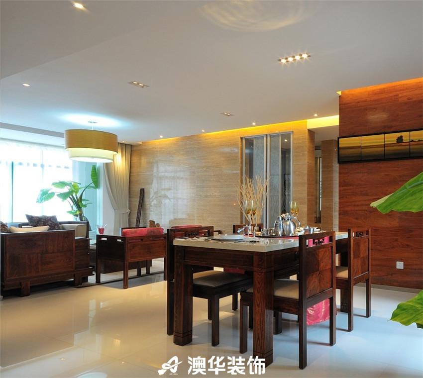 小资 餐厅图片来自澳华装饰--韩玉在新中式风格的分享