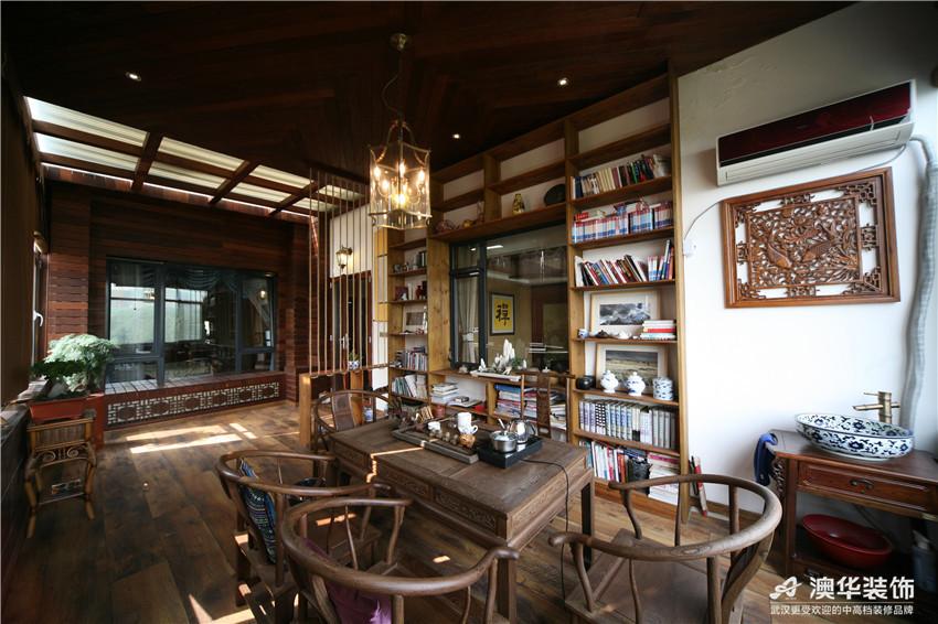 混搭 别墅 其他图片来自澳华装饰-杨敏在穿越的空间的分享