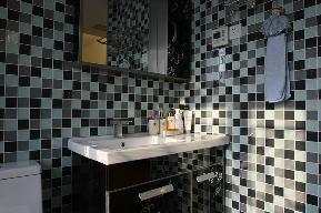现代 简约 温馨 卫生间图片来自玉玲珑装饰在刘先生现代风格的新家的分享