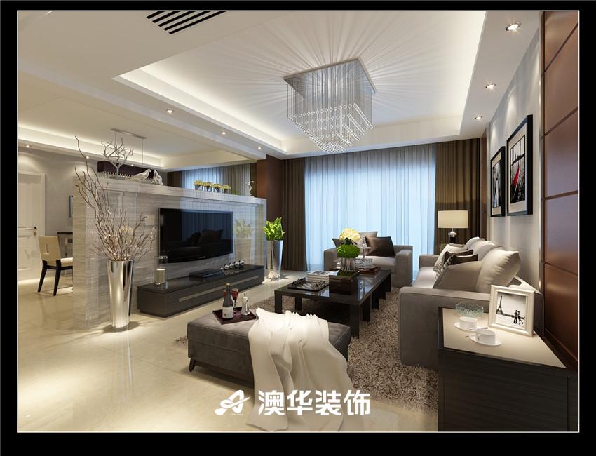 简约 客厅图片来自澳华装饰-杨婷在现代简约风格的分享