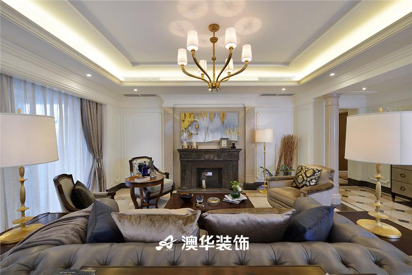 欧式 客厅图片来自澳华装饰-杨婷在欧式风格3的分享