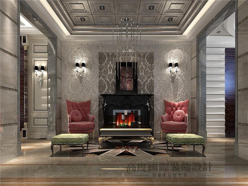 徜徉墅 欧式 法式 混搭 别墅 别墅装修 玄关图片来自沙漠雪雨在徜徉墅高贵典雅贵族式生活的分享