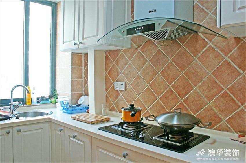 田园 别墅 厨房图片来自澳华装饰-杨敏在欧式田园小清新的分享
