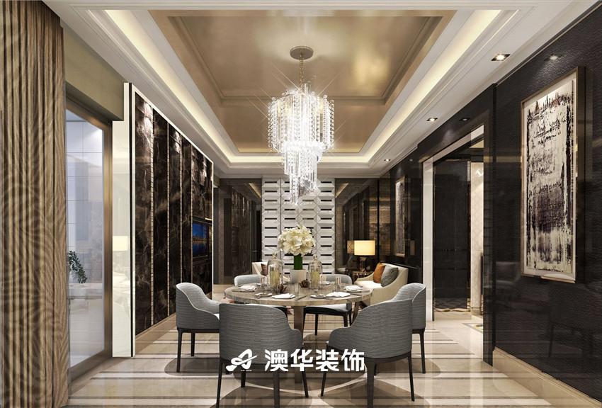 小资 餐厅图片来自澳华装饰-杨婷在现代时尚的分享