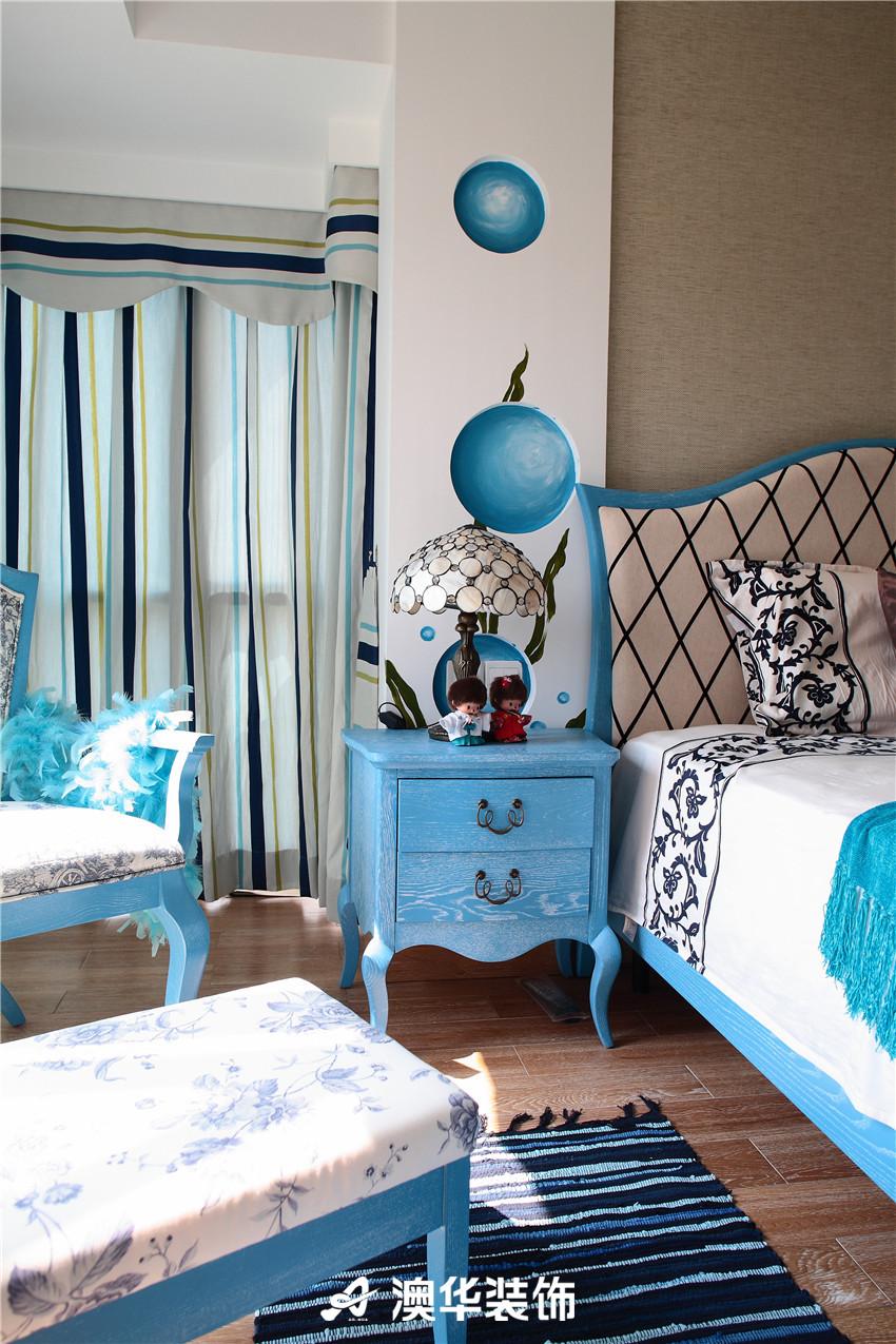 白领 小资 卧室图片来自澳华装饰-韩玉在地中海风格的分享