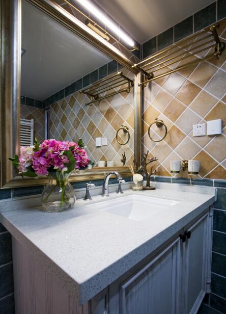 卫生间图片来自二十四城装饰重庆分公司在安泰理想城市的分享