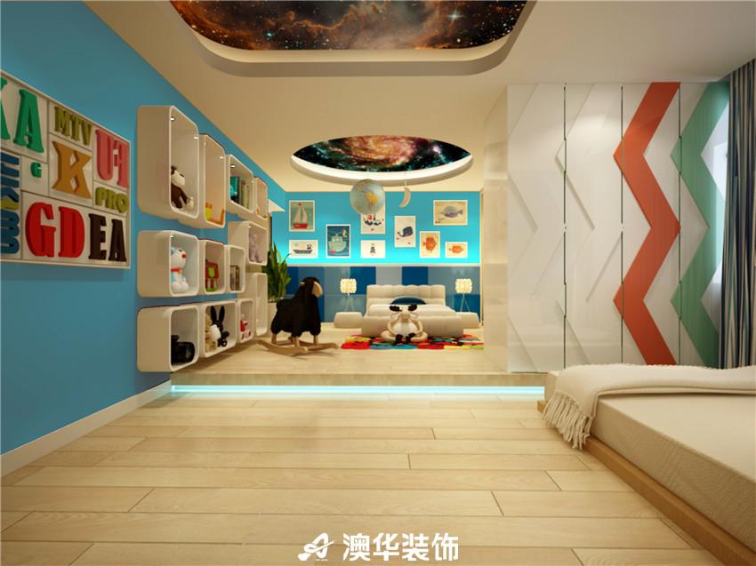 小资 儿童房图片来自澳华装饰-韩玉在后现代风格的分享