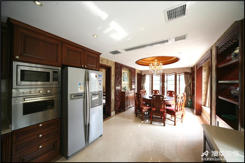 混搭 别墅 餐厅图片来自澳华会所-杨敏在穿越的空间的分享