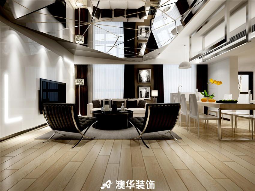 小资 客厅图片来自澳华装饰-韩玉在后现代风格的分享