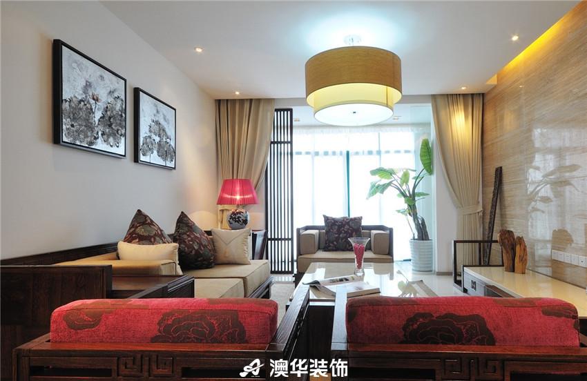 小资 客厅图片来自澳华装饰--韩玉在新中式风格的分享