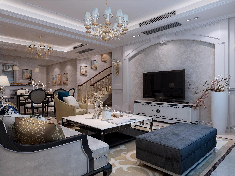 欧式 客厅图片来自澳华装饰-韩玉在欧式风格6的分享