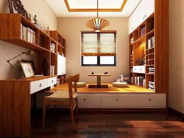 榻榻米卧室装修设 日式风格装修