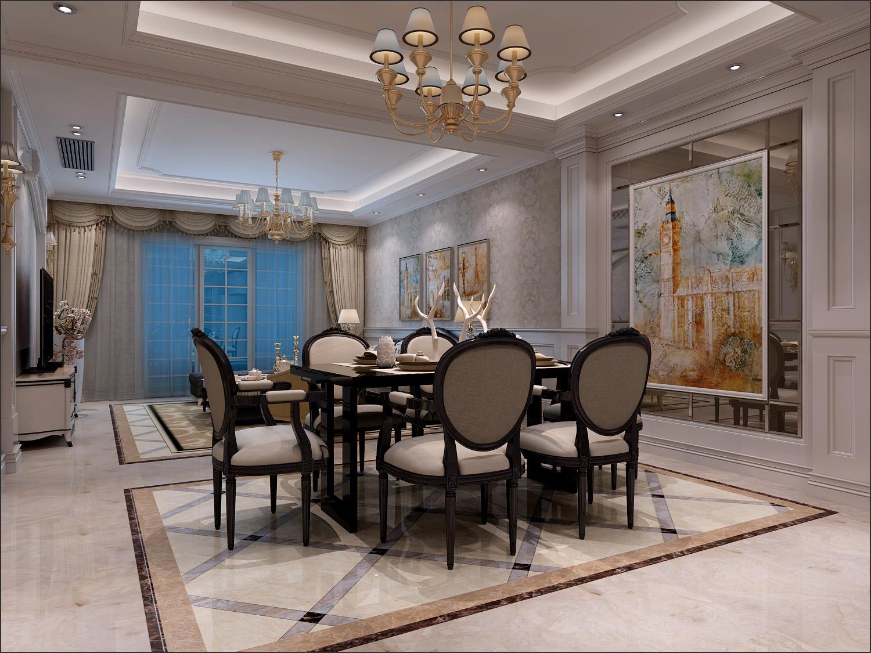 欧式 餐厅图片来自澳华装饰-韩玉在欧式风格6的分享