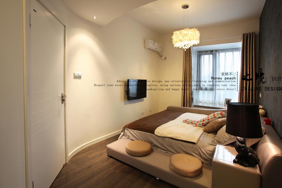 最好设计 成都设计 住宅设计 之境设计 廖志强 张静 卧室图片来自廖志强在蜜桃不二的分享