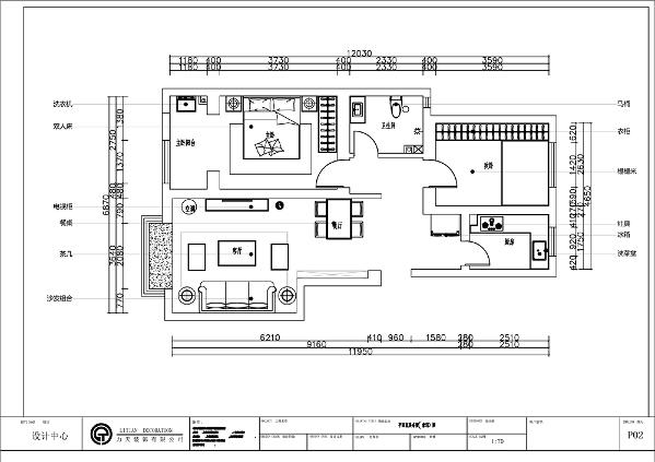 从入户门入,右手边是厨房,左手边是是客厅和餐厅,客厅带飘窗设计,采光、观景、生活方便。餐厅与厨房南北相连,就餐、使用更加便利。