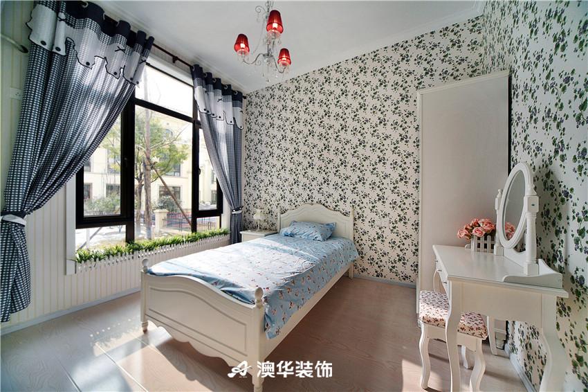 卧室图片来自澳华装饰-郭蕾在恒大金碧天下--地中海的浪漫月光的分享