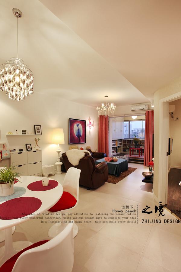 最好设计 成都设计 住宅设计 之境设计 廖志强 张静 客厅图片来自廖志强在蜜桃不二的分享