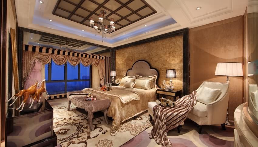 简约 欧式 成都美家堂 80后 卧室图片来自成都美家堂装饰小胡在南湖世纪112平——欧式风格的分享