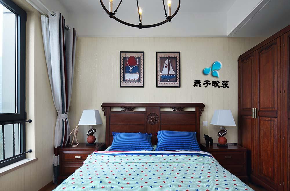混搭 三居 儿童房图片来自燕子软装在仁恒江湾城/岁月的神韵的分享