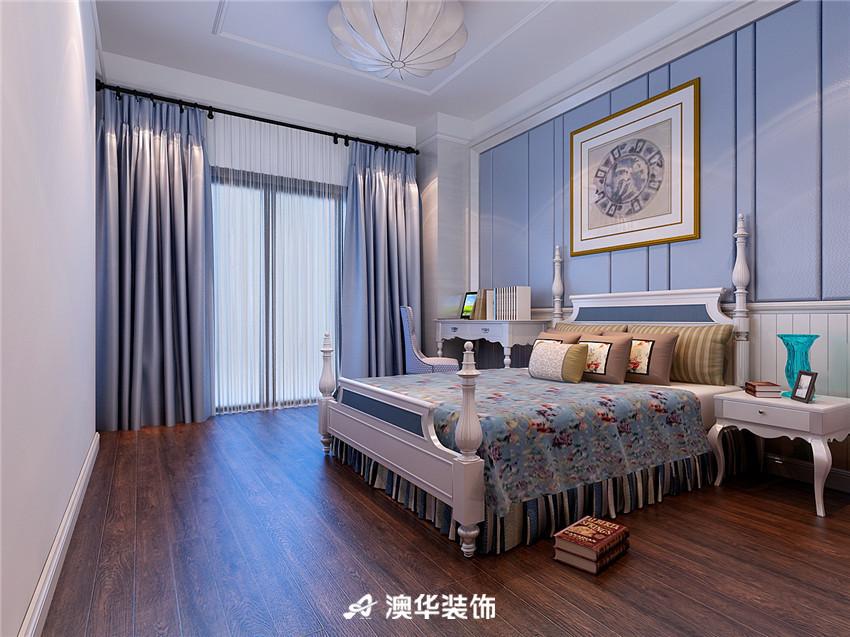 欧式 四居 皮质沙发 欧式家具 卧室图片来自澳华装饰-郭蕾在复地东湖国际--欧式奢华盛宴的分享