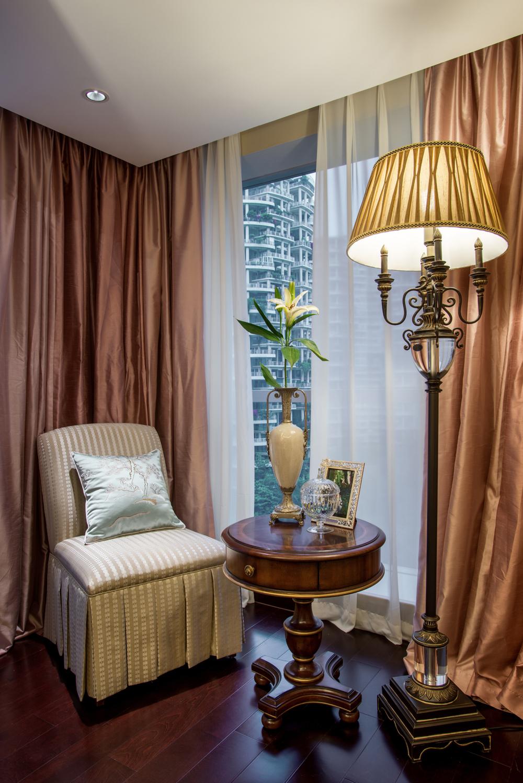 欧式 卧室图片来自陈秋汐-Cecilia在华尔兹时光-棕榈泉的分享