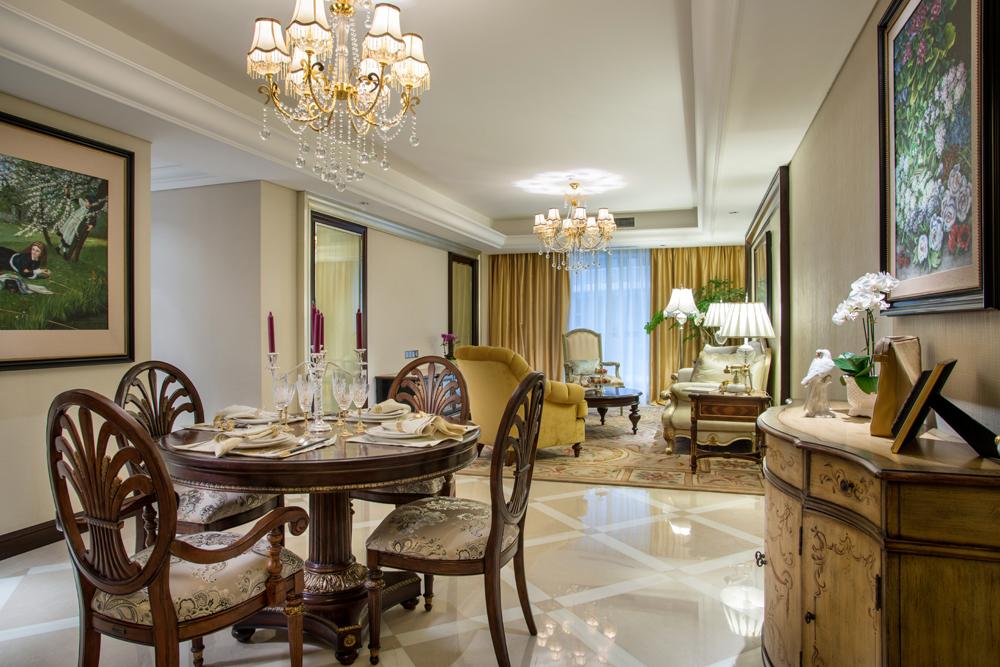 欧式 餐厅图片来自陈秋汐-Cecilia在华尔兹时光-棕榈泉的分享