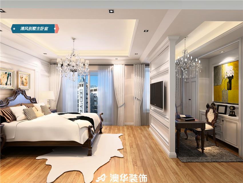别墅 卧室图片来自澳华装饰-黄四林在美式风格的分享