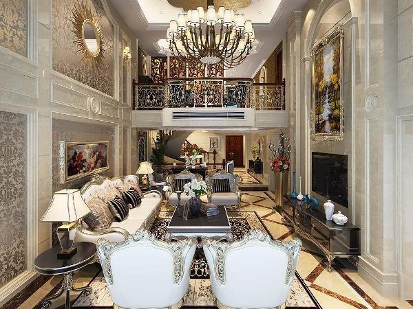 欧式家具不同于中式家具讲究线条的简洁和粗实性,欧式家具着重于对线条的变化,展现出欧式风格的浪漫与唯美。在颜色上可以选择金色、米黄色等深色并且带有典型的西方纹理的家具,才能彰显出欧式的奢华大气。