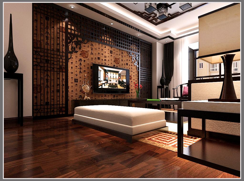 中式 三居 客厅图片来自链连妞妞在天鹅湾的分享