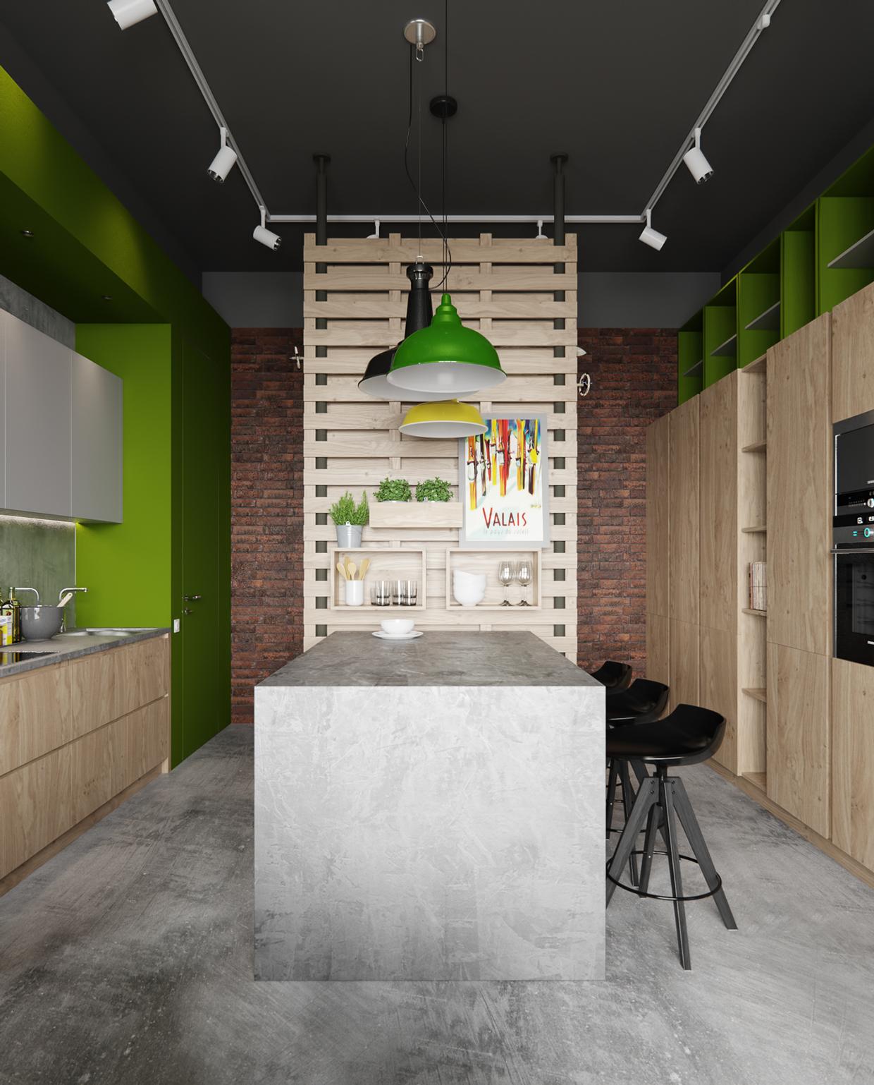 北欧 餐厅图片来自玉玲珑装饰在雅致公寓的分享