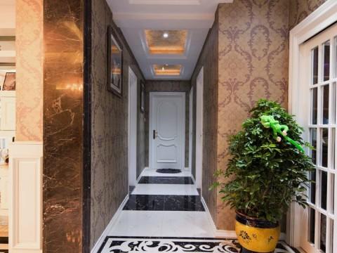 后现代 玄关图片来自玉玲珑装饰在后现代风格的新家的分享
