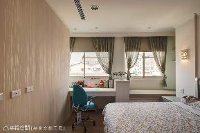 三居 新古典 简约 收纳 儿童房图片来自幸福空间在119平缔造新时代品味美宅的分享