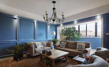 复式公寓——小清新空间。