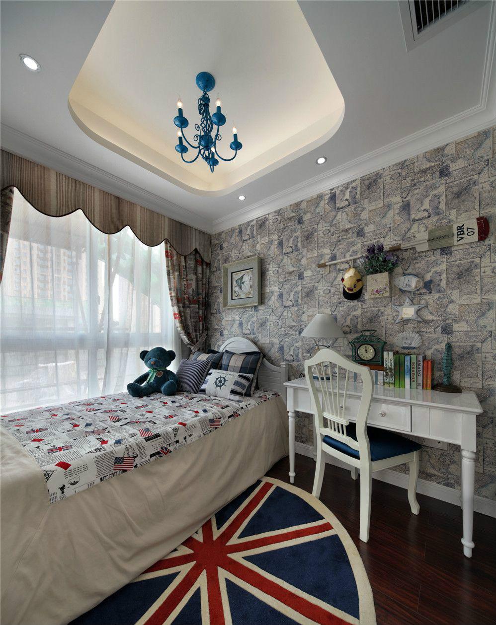地中海 儿童房图片来自上海倾雅装饰有限公司在奥园地中海风格的分享