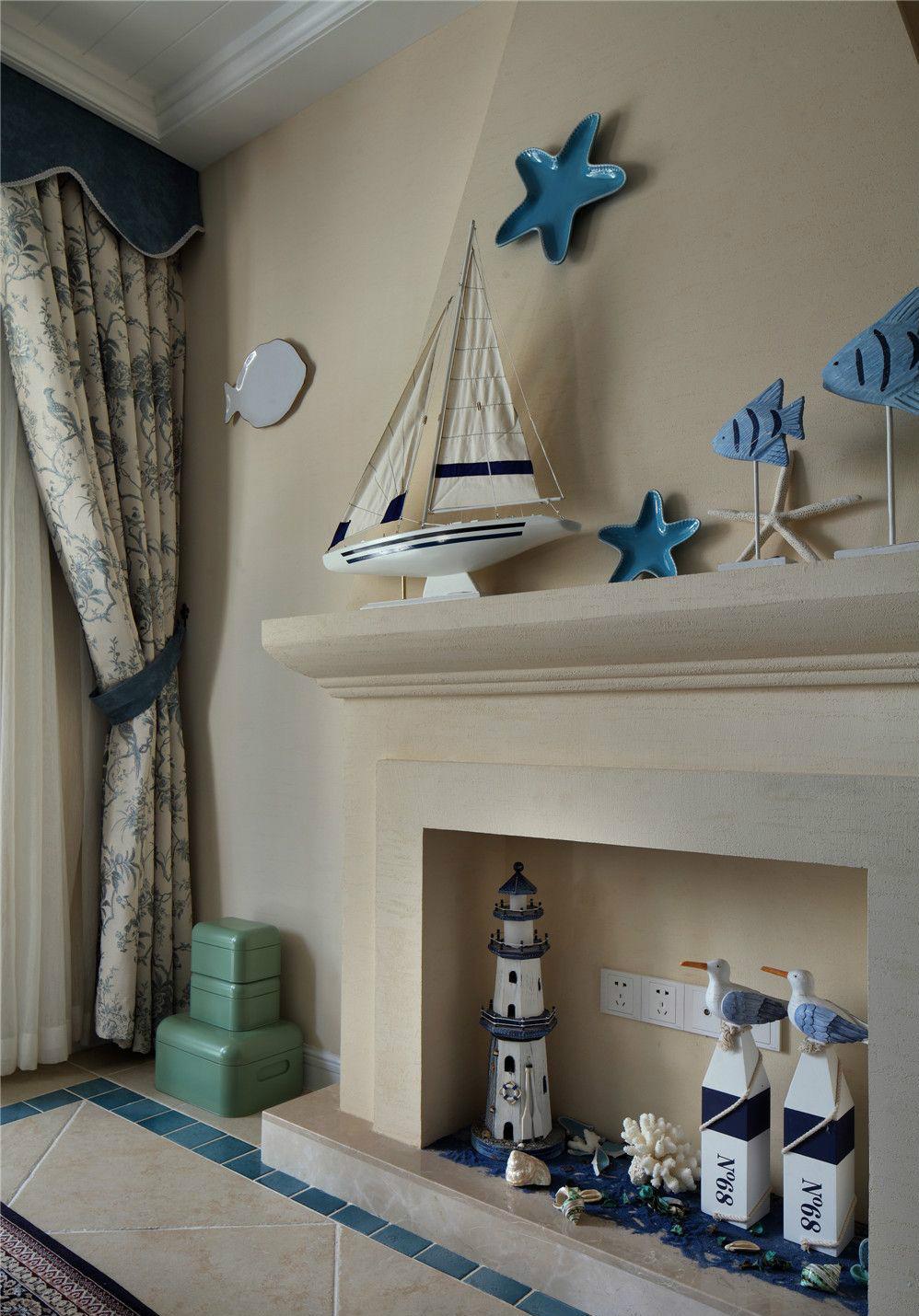 地中海 客厅图片来自上海倾雅装饰有限公司在奥园地中海风格的分享