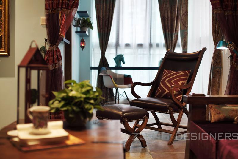 成都家装 成都设计 之境设计 廖志强 张静 最牛住宅 书房图片来自廖志强在憩息的分享