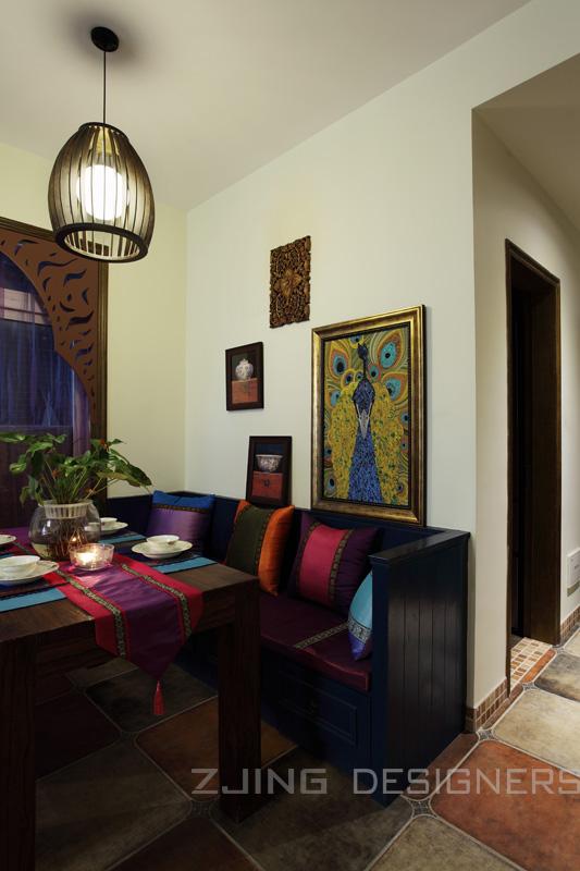 成都家装 成都设计 之境设计 廖志强 张静 最牛住宅 餐厅图片来自廖志强在憩息的分享