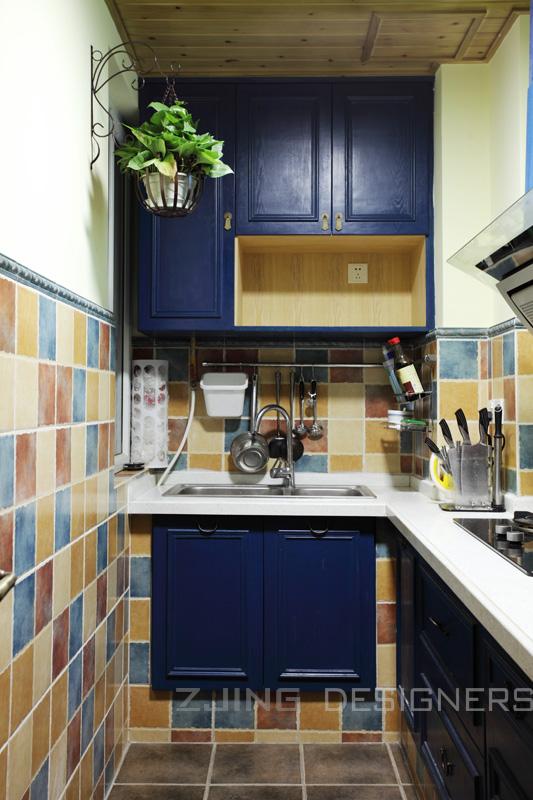 成都家装 成都设计 之境设计 廖志强 张静 最牛住宅 厨房图片来自廖志强在憩息的分享
