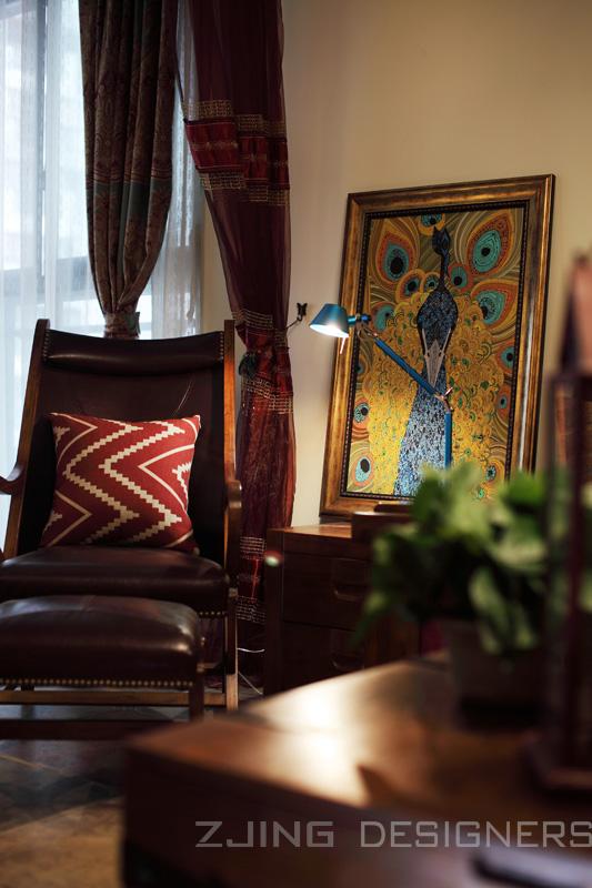 成都家装 成都设计 之境设计 廖志强 张静 最牛住宅 客厅图片来自廖志强在憩息的分享