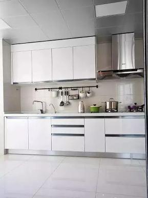 中式 三居 白领 收纳 旧房改造 80后 小资 厨房图片来自沙漠雪雨在145平米豁达含蓄新中式雅居的分享