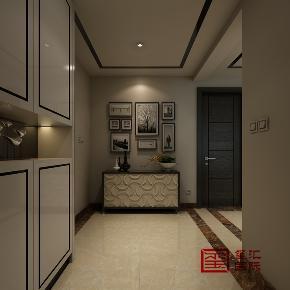 现代简约 三室 玺汇国际 玄关 其他图片来自河北玺汇国际装饰公司在国瑞城125平现代风格的分享
