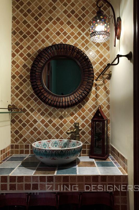 成都家装 成都设计 之境设计 廖志强 张静 最牛住宅 卫生间图片来自廖志强在憩息的分享