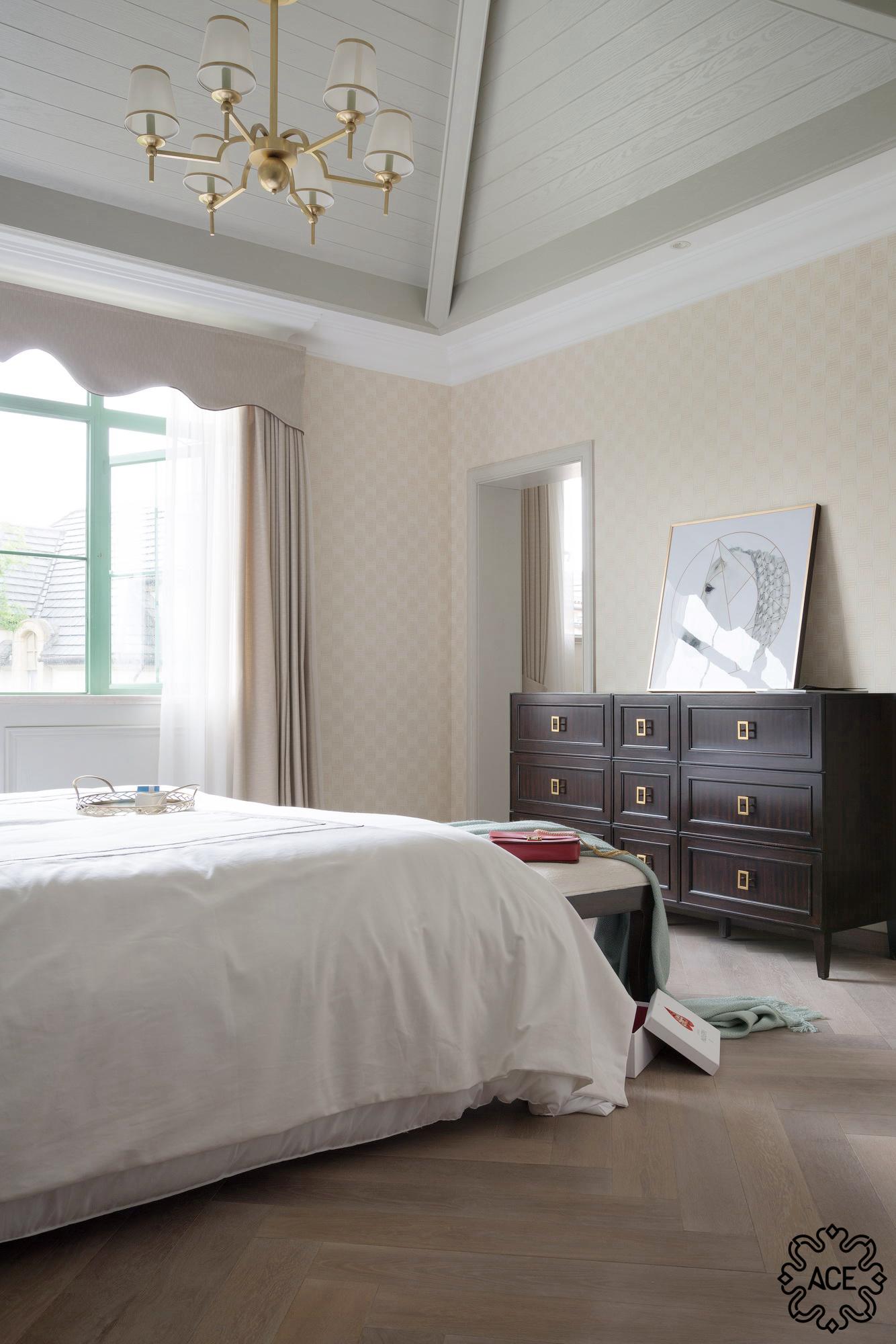 混搭 别墅图片来自谢辉室内定制设计服务机构在空间的温情与善意的分享