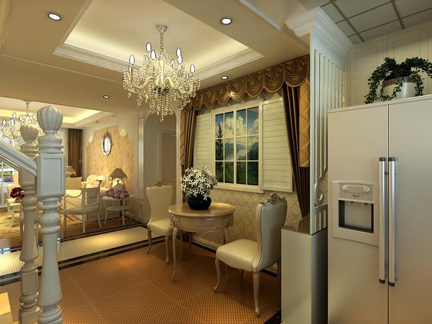 简约 复式 橡树湾 嘉年华装饰 240平 地中海 客厅图片来自武汉嘉年华装饰在略带异域风情的浪漫之家的分享