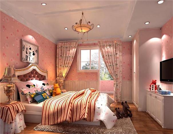 复式 简约 现代 卧室图片来自日升装饰公司在240平三居现代风的分享